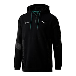 Pullover in pile Mercedes AMG Petronas RCT Tech uomo