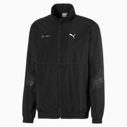 Mercedes Street Woven Men's Jacket, Puma Black, small