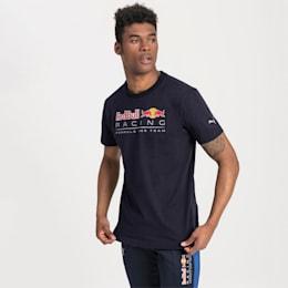 Red Bull Racing Logo Herren T-Shirt, NIGHT SKY, small