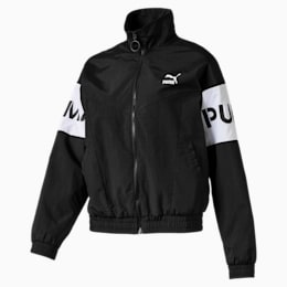 PUMA XTG Women's Track Jacket, Puma Black, small