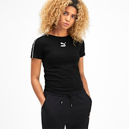 Classics Tight Women's Top, Puma Black, small-SEA