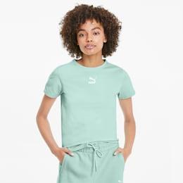Classics Tight Women's Top, Mist Green, small