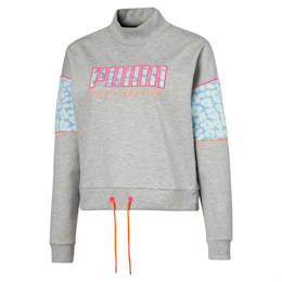 PUMA x SOPHIA WEBSTER Crew Damesweater