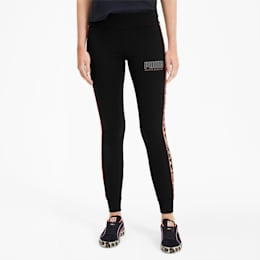 PUMA x SOPHIA WEBSTER Damen Leggings, Puma Black, small