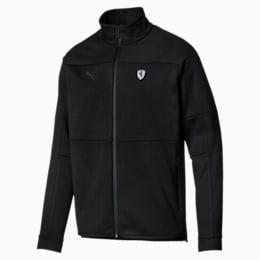 Ferrari Life Men's Jacket, Puma Black, small-IND