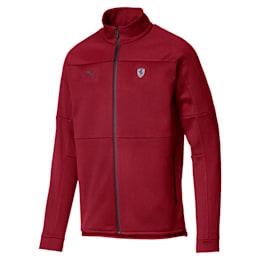 Ferrari Life Men's Jacket, Rhubarb, small-IND
