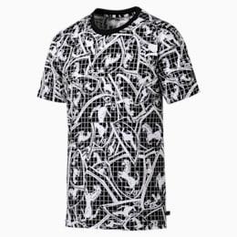 フェラーリ AOP Tシャツ 半袖, Puma Black, small-JPN