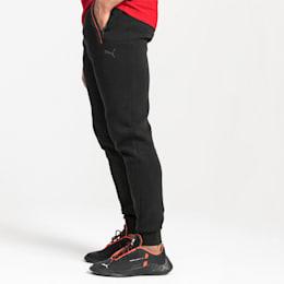 Ferrari Herren Gestrickte Sweatpants, Puma Black, small