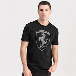 Ferrari Big Shield Men's Tee, Puma Black, small
