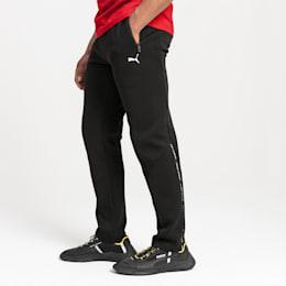 Ferrari Slim Men's Sweatpants, Puma Black, small