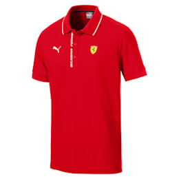 Ferrari Men's Polo Shirt