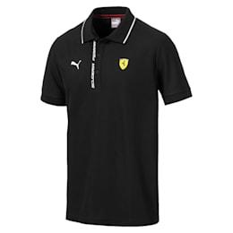 Ferrari poloshirt voor heren