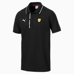 Meska koszulka polo Ferrari