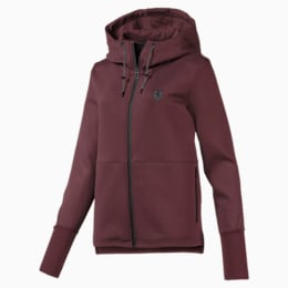 Ferrari Hooded Women's Sweat Jacket