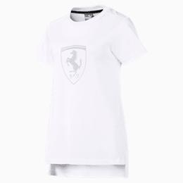 Ferrari Big Shield Damen T-Shirt