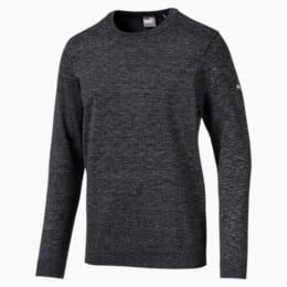 Essential Crew Neck Men's Golf Sweater