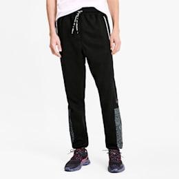 PUMA x LES BENJAMINS Woven Men's Track Pants, Puma Black, small