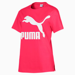 Camiseta de mujer con logo Classics