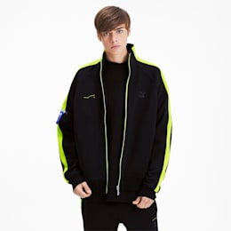 PUMA x ADER ERROR T7 Track Jacket, Puma Black, small