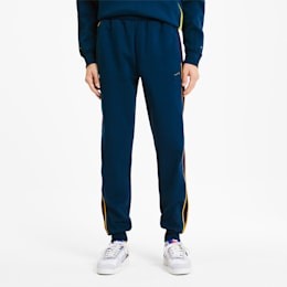 PUMA x ADER ERROR T7 Knitted Men's Track Pants, Gibraltar Sea, small