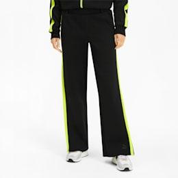 Pantaloni sportivi da donna in maglia T7 PUMA x ADER ERROR, Cotton Black, small