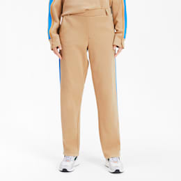 PUMA x ADER ERROR T7 Overlay Women's Track Pants, Taos Taupe, small