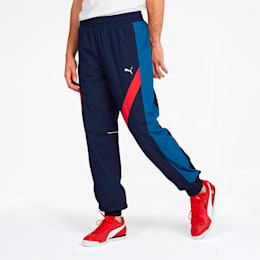 Scuderia Ferrari Street Men's Woven Pants, Galaxy Blue, small