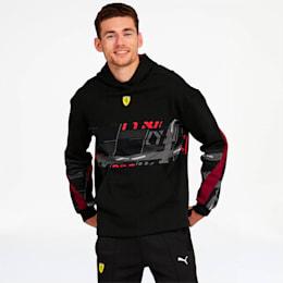 Scuderia Ferrari Street Men's Hoodie