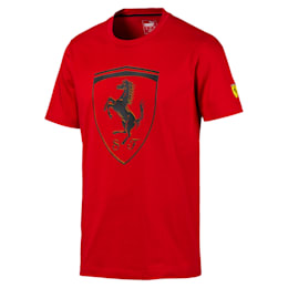 Ferrari Big Shield T-shirt voor mannen