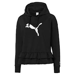 Sweatshirt à capuche PUMA x TYAKASHA pour femme