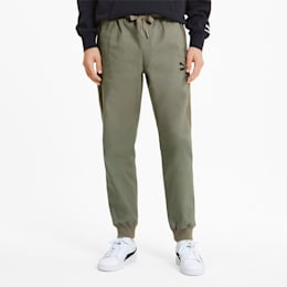 PUMA x TYAKASHA Woven Men's Pants, Vetiver, small