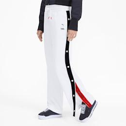 Pantalones de corte ancho PUMA x KARL LAGERFELD para mujer