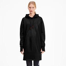 PUMA x KARL LAGERFELD Hooded Women's Dress, Puma Black, small