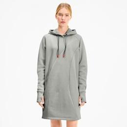 Robe à capuche PUMA x KARL LAGERFELD pour femme, Gray Violet, small