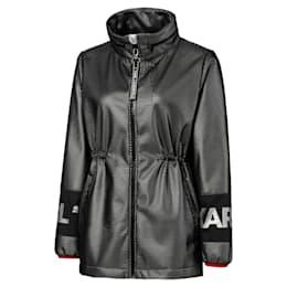 PUMA x KARL LAGERFELD Women's Outerwear Jacket