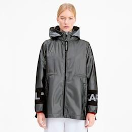 PUMA x KARL LAGERFELD Women's Outerwear Jacket, Puma Black, small