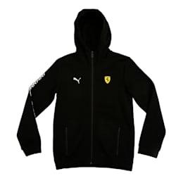 Ferrari Hooded Kids' Sweat Jacket