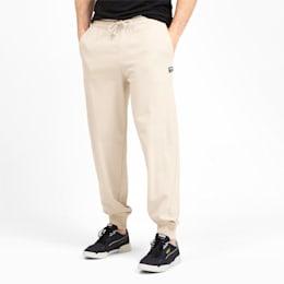 Pantalon de sweat tricoté Downtown pour homme, White Smoke, small