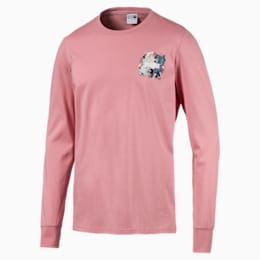 Sakura Long Sleeve Men's Tee