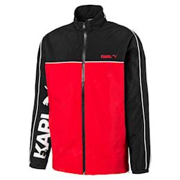 PUMA x KARL LAGERFELD Men's Track Jacket