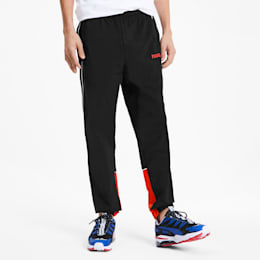 PUMA x KARL LAGERFELD Men's Track Pants, Puma Black, small