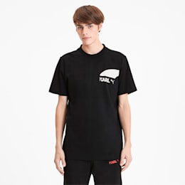PUMA x KARL LAGERFELD Men's Tee, Puma Black, small