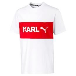 PUMA x KARL LAGERFELD Herren T-Shirt