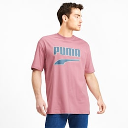 Downtown Graphic Men's Tee, Bridal Rose, small-SEA