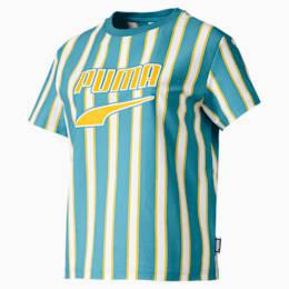 T-Shirt Downtown pour femme