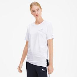PUMA x TYAKASHA Tシャツ, Puma White, small-JPN