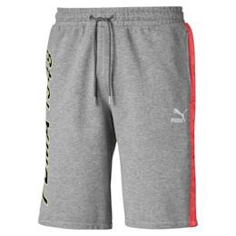 luXTG Men's Bermuda Sweatpants