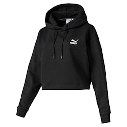 Claw Women's Cropped Hoodie