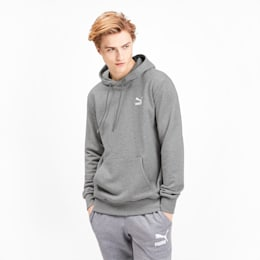 Claw Pack Men's Hoodie, Medium Gray Heather, small