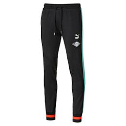 luXTG Men's Cuffed Sweatpants